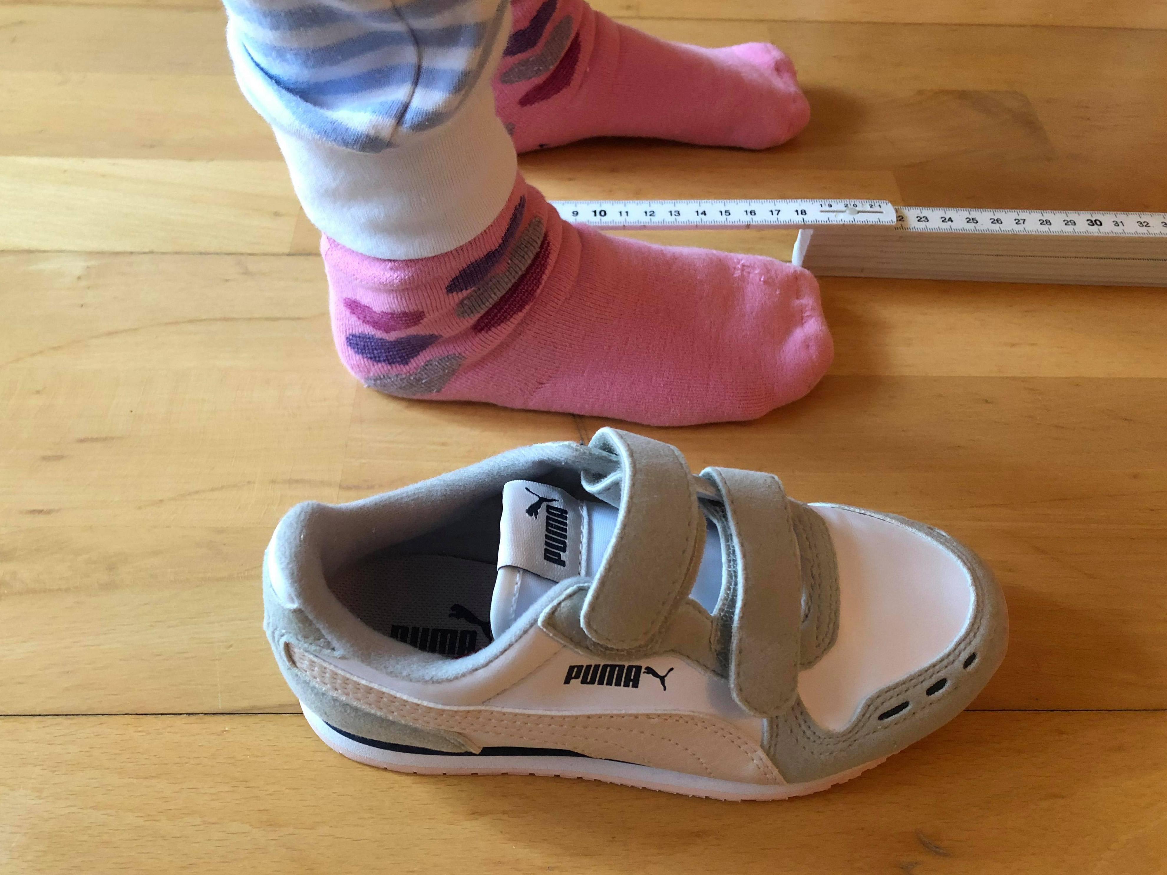 , Welche Schuhe für den Kita-Sport?