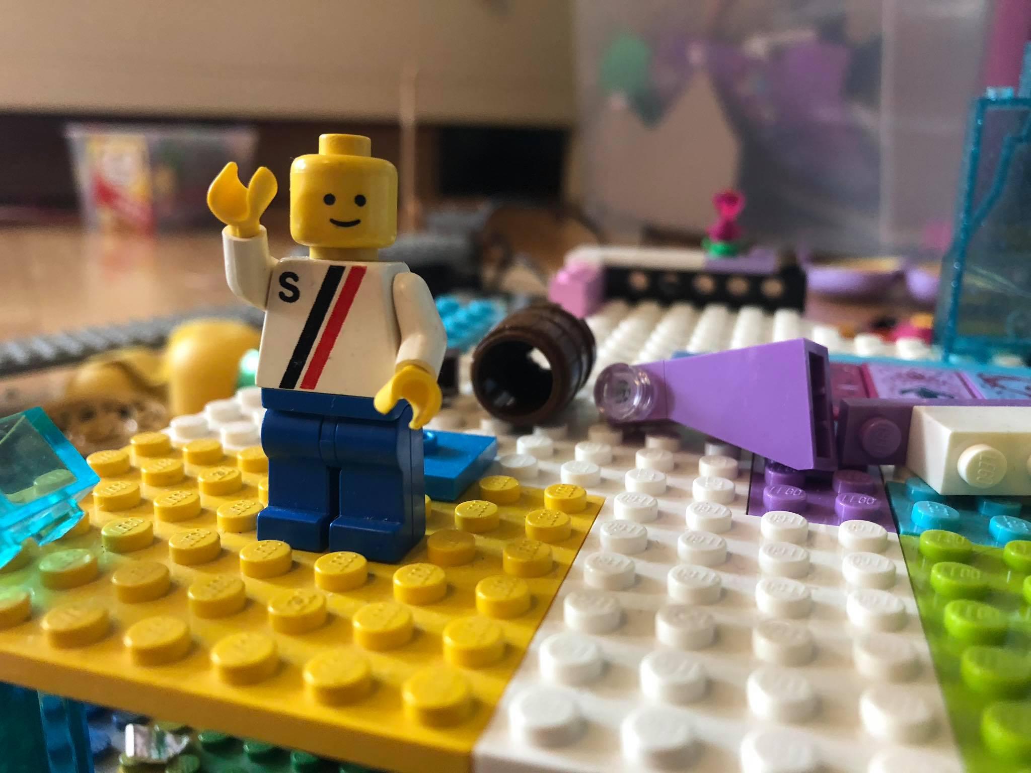 lego, Welches Lego für welches Alter?