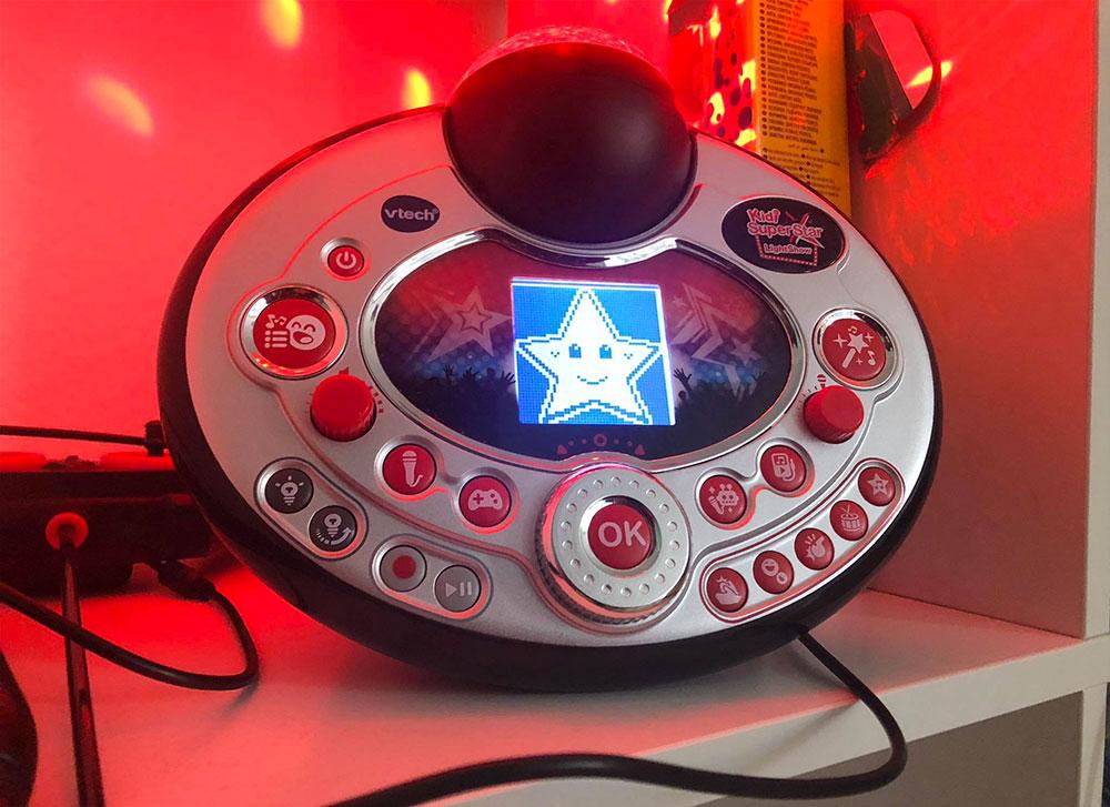 karaoke-maschine, Die beste Karaoke-Maschine mit Mikrofon für Kinder